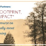 "Call for Partners: ""Small Footprint, Big Impact"""