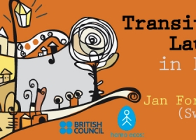 Transition Launch workshop in Riga